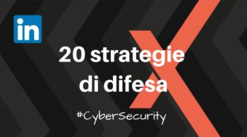 20 strategie di difesa
